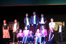 School Production - Grease